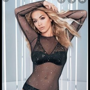 Tezenis Star Bodysuit Medium NWT